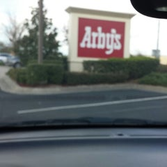 Photo taken at Arby's by Phil C. on 12/22/2013