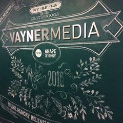 Photo taken at VaynerMedia HQ by Matthew C. on 4/26/2016