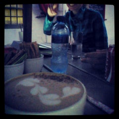 Photo taken at Cafe Roux by Magdaleen Lientjie V. on 3/2/2013