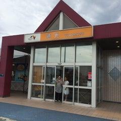 Photo taken at 徳光PA (上り) by Kazuaki N. on 8/25/2015