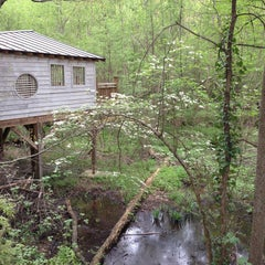 Photo taken at Dunwoody Nature Center by Mikel M. on 4/16/2013