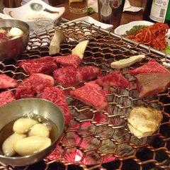 Photo taken at 명인등심 by casper 3. on 10/15/2014