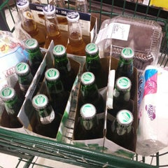 Photo taken at Supermercados Nacional by Leidy L. on 11/6/2015