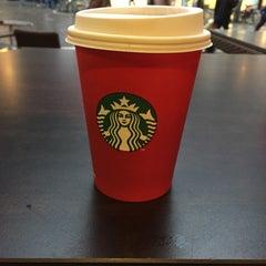 Photo taken at Starbucks by Karla T. on 12/12/2015