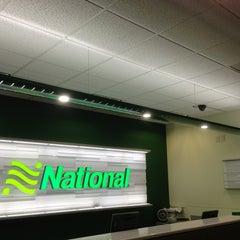 Photo taken at National Car Rental by Nathan B. on 3/23/2013