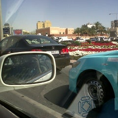 Photo taken at Ramada Intersection | تقاطع رامادا by Ooopsrobyn on 3/27/2013