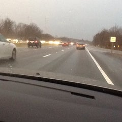 Photo taken at Garden State Parkway - Irvington by Ingrid N. on 11/27/2013