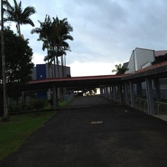 Photo taken at Waiakea High School by Darrin C. on 1/15/2013