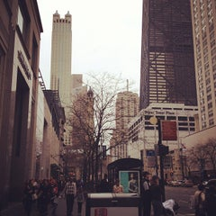 Photo taken at The Magnificent Mile by Jamel F. on 4/6/2013