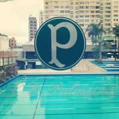 Photo taken at Sociedade Esportiva Palmeiras by Rafael C. on 10/14/2012