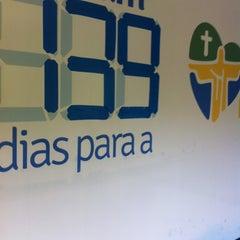 Photo taken at Cúria Metropolitana de Campinas by Thiago L. on 3/5/2013