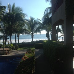 Photo taken at The Backyard Hotel Pool by Julio F. on 12/21/2012