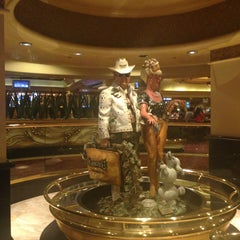 Photo taken at Harrah's Hotel & Casino by Heather F. on 1/27/2013