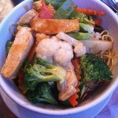 Photo taken at Cafe Tibet by rocío aracelis ú. on 10/6/2014