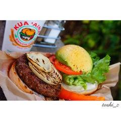 Photo taken at Kua'āina Sandwich by toshizai on 5/19/2015