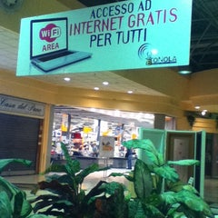 """Photo taken at Centro Commerciale """"Bonola"""" by Grace F. on 10/8/2012"""