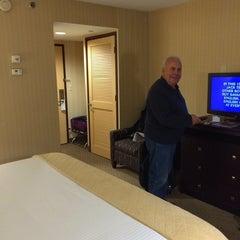 Photo taken at Wyndham Garden Hotel by Pam H. on 1/17/2014