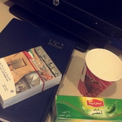 Photo taken at قسم القضايا- تحت الرفع by fatma Q. on 12/3/2014