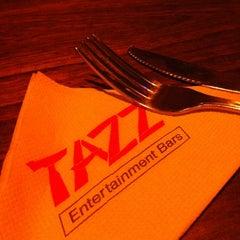 Photo taken at Tazz Soho by Donhkoland on 3/2/2012
