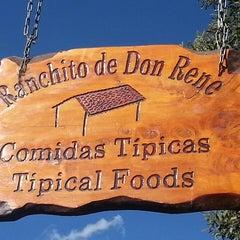 Photo taken at El Ranchito de Don René by Roberto M. on 3/19/2014