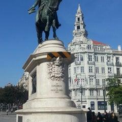 Photo taken at Praça da Liberdade by Claudio A. on 9/18/2012