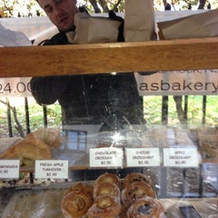 Photo taken at Poe Park Greenmarket by Maria W. on 10/16/2012