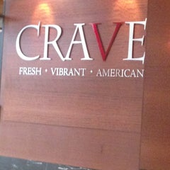 Photo taken at CRAVE by Grant on 8/21/2013