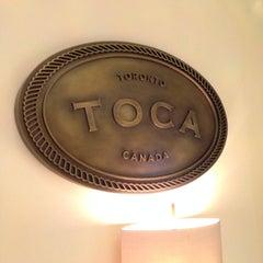 Photo taken at TOCA by tomo s. on 5/9/2014