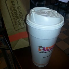 Photo taken at Dunkin Donuts by Joseph S. on 11/8/2013