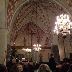 Photo taken at Liedon kirkko by Laura M. on 12/24/2014