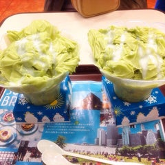 Photo taken at ミスタードーナツ 仙台中央通りショップ by 佑 on 7/9/2015