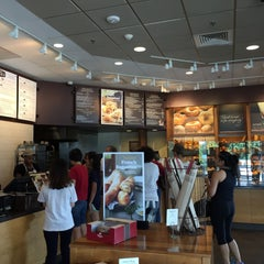 Photo taken at Panera Bread by Lucy S. on 7/25/2015