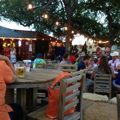 Photo taken at River Rock saloon by Dan D. on 7/21/2013