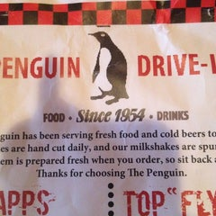 Photo taken at Penguin Drive-In by Andy M. on 6/18/2013