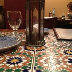 Photo taken at Marrakesh Palace by Leslie W. on 3/3/2013