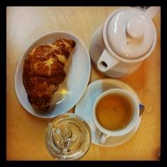 Photo taken at Index Cafe by Zane J. on 10/26/2012