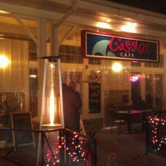 Photo taken at Cosmos Cafe Ballantyne by GiovanniCLT on 12/8/2012