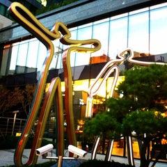 Photo taken at Mercure Ambassador Gangnam SODOWE by Jungwon H. on 10/19/2012