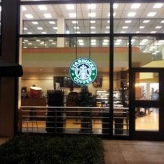 Photo taken at Starbucks by Trey H. on 10/25/2012
