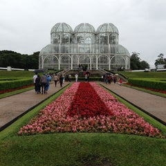 Photo taken at Jardim Botânico by Lucas L. on 2/9/2013