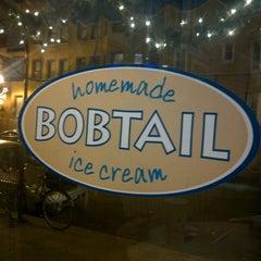 Photo taken at Bobtail Soda Fountain by Joseph S. on 1/9/2013