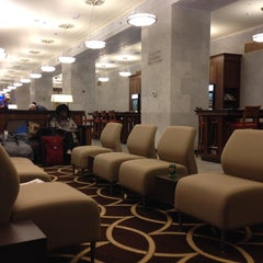 Photo taken at VIA Rail Business Lounge - Union Station by Gloria M. on 7/19/2014