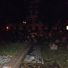 Photo taken at Ghosts and Gravestones Boston by Monica A. on 10/3/2014