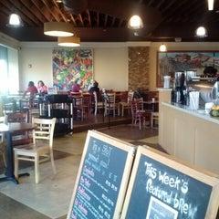 Photo taken at SPoT Coffee Elmwood Cafe by Meitar M. on 7/25/2013