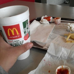 Photo taken at McDonald's by AUS10 T. on 5/2/2013