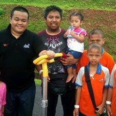 Photo taken at Melaka Wonderland by Sanepsegaraga M. on 11/18/2012