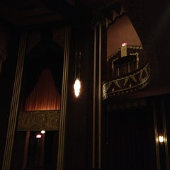 Photo taken at Steifel Theatre by Juliana N. on 10/25/2012