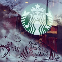 Photo taken at Starbucks by Andreea on 11/28/2014