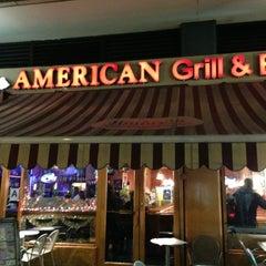 Photo taken at Jimmy's American Grill & Bar by Ilya K. on 1/4/2013