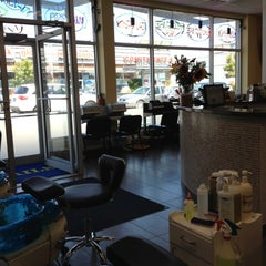 Photo taken at Nice One Nails & Tanning by Michelle M. on 8/26/2012